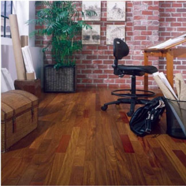 Tiete Chestnut (Sucupira) Prefinished Solid Floors