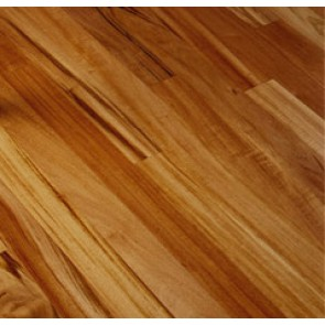 Tigerwood (Brazilian Koa) Prefinished Engineered Flooring - 3/8